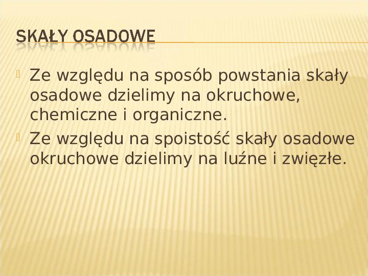 Skały - Slajd 10