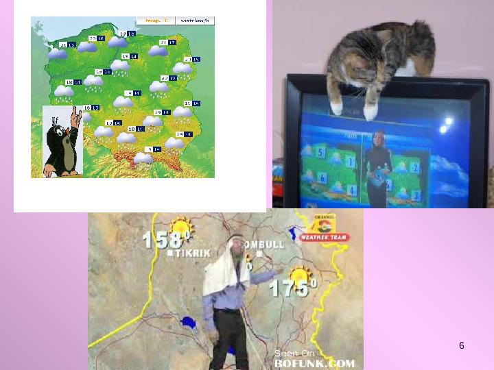 Pogoda i jej składniki - Slajd 5