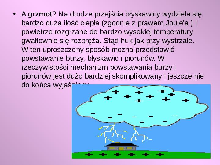 Pogoda i jej składniki - Slajd 55