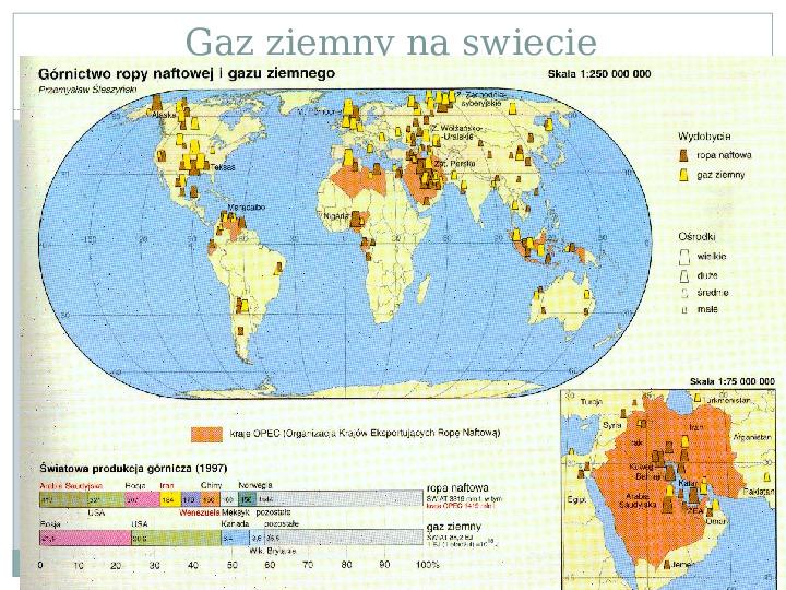 Surowce mineralne Ziemi - Slajd 5