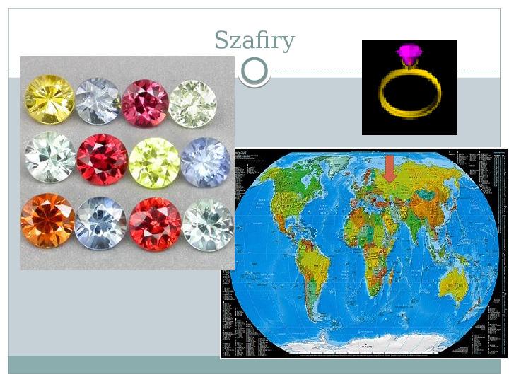 Surowce mineralne Ziemi - Slajd 20