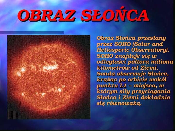 Słońce - Slajd 18