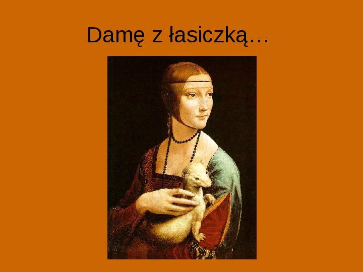 Leonardo Da Vinci - Slajd 3