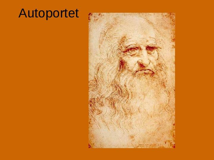 Leonardo Da Vinci - Slajd 8