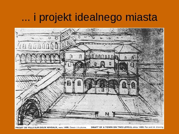 Leonardo Da Vinci - Slajd 10