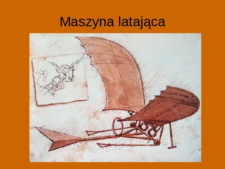 Leonardo Da Vinci - Slajd 14