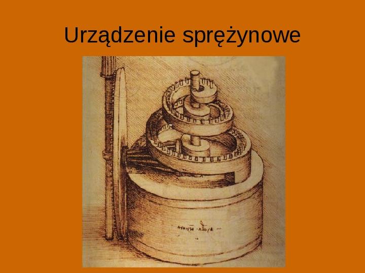 Leonardo Da Vinci - Slajd 16
