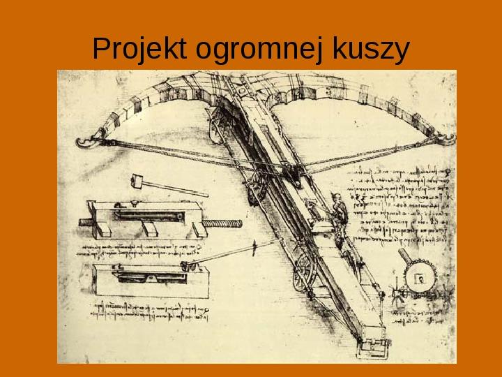 Leonardo Da Vinci - Slajd 21