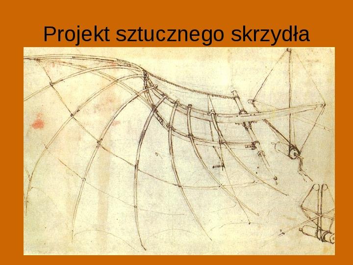 Leonardo Da Vinci - Slajd 23