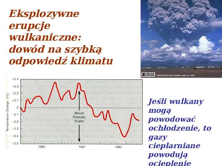 Współczesne zmiany klimatu - Slajd 23