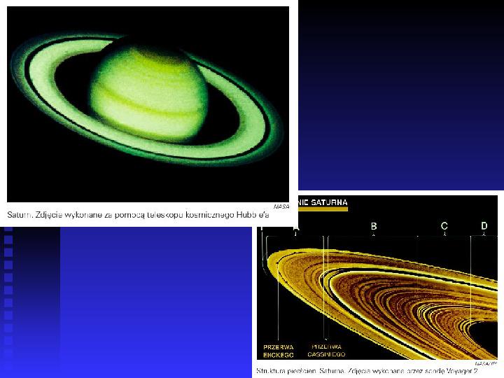Ziemia we Wszechświecie Ziemia w układzie słonecznym - Slajd 25