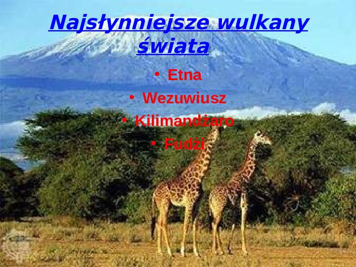 Wulkanizm - Slajd 5