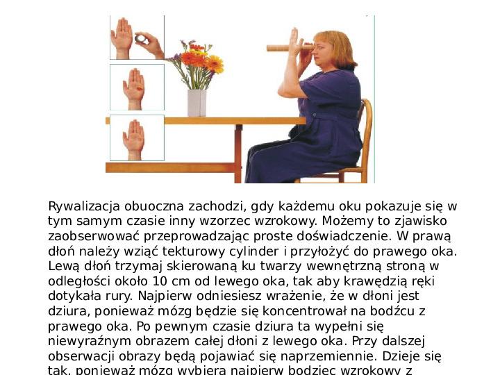 Złudzenia optyczne - Slajd 3
