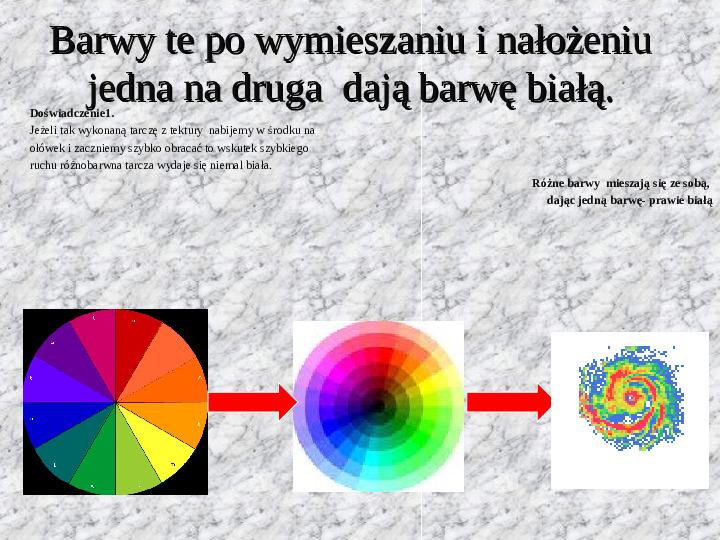 Świat pełen barw - Slajd 4