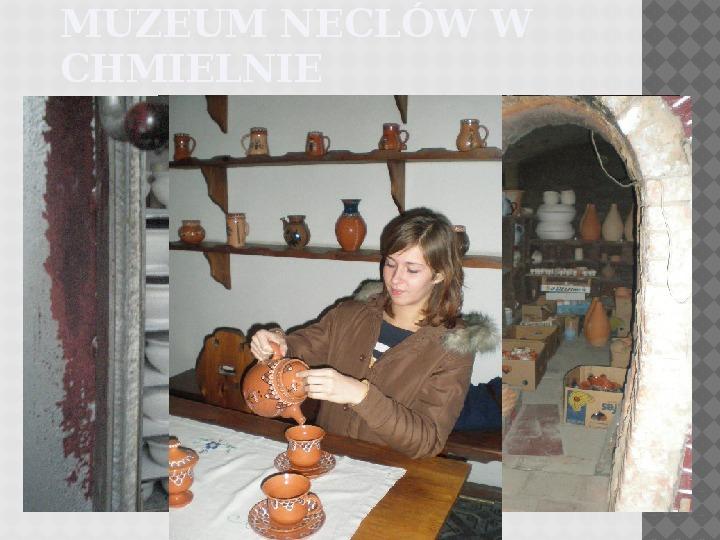 Kultura Materialna Kaszub - Slajd 8