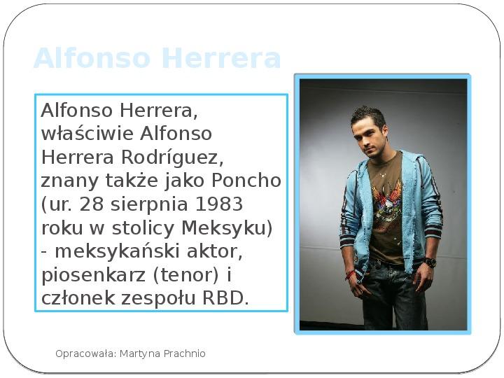 Historia zespołu RBD - Slajd 9