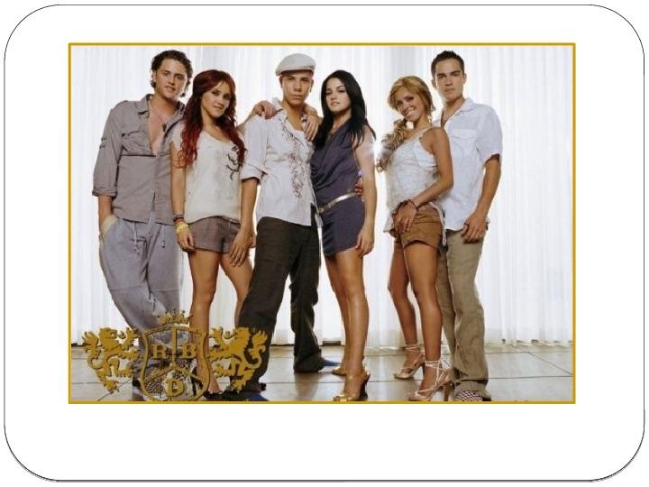 Historia zespołu RBD - Slajd 15