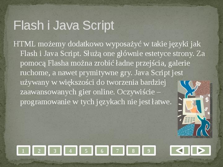 Projektowanie stron WWW - Slajd 9