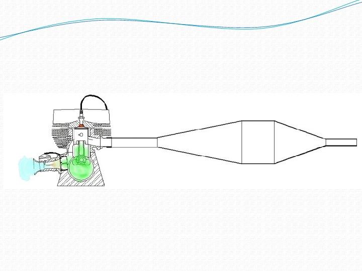 Schemat działania silnika dwusuwowego - Slajd 6