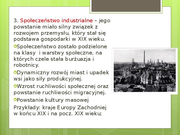 Struktura społeczna i formy organizacji społeczeństw - Slajd 17