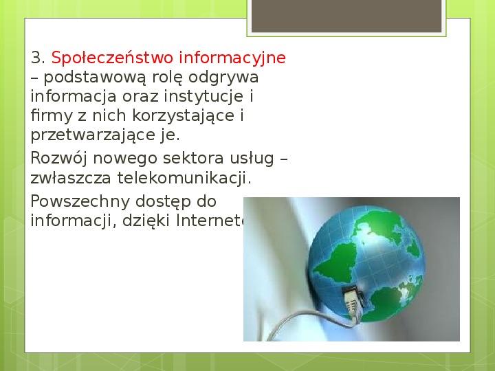 Struktura społeczna i formy organizacji społeczeństw - Slajd 20