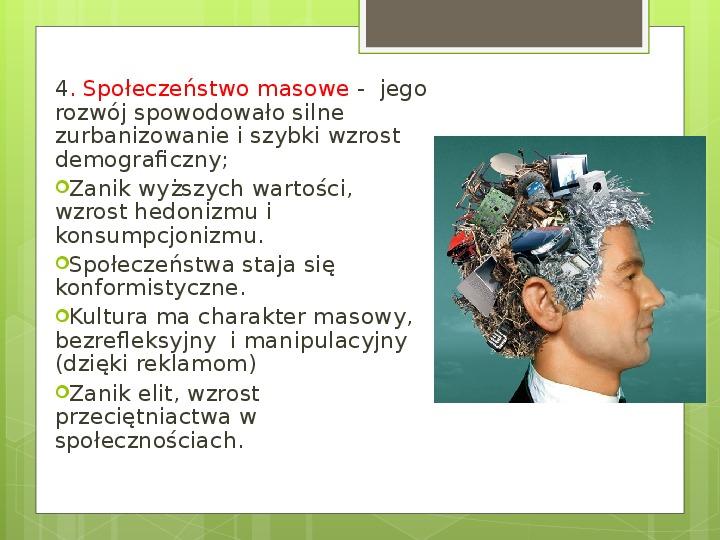 Struktura społeczna i formy organizacji społeczeństw - Slajd 21