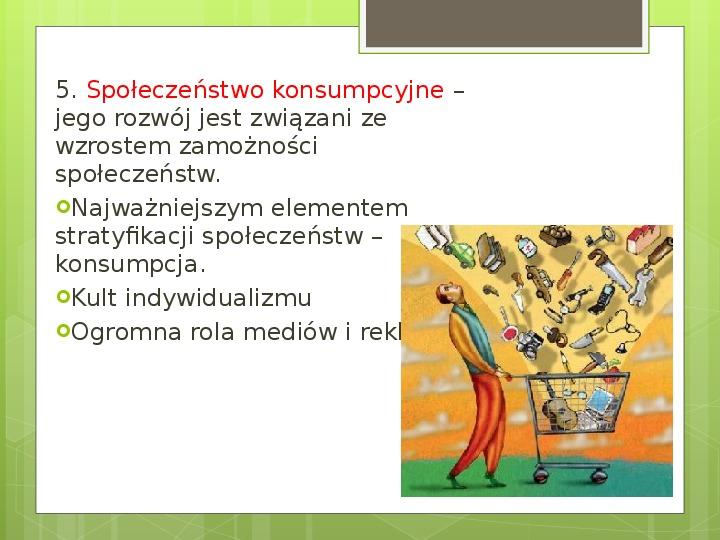 Struktura społeczna i formy organizacji społeczeństw - Slajd 22