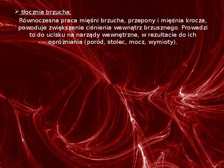 Mięśnie - narządu ruchu czynnego - Slajd 50
