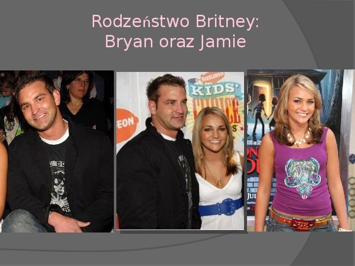 Britney Spears - Życie i kariera - Slajd 6
