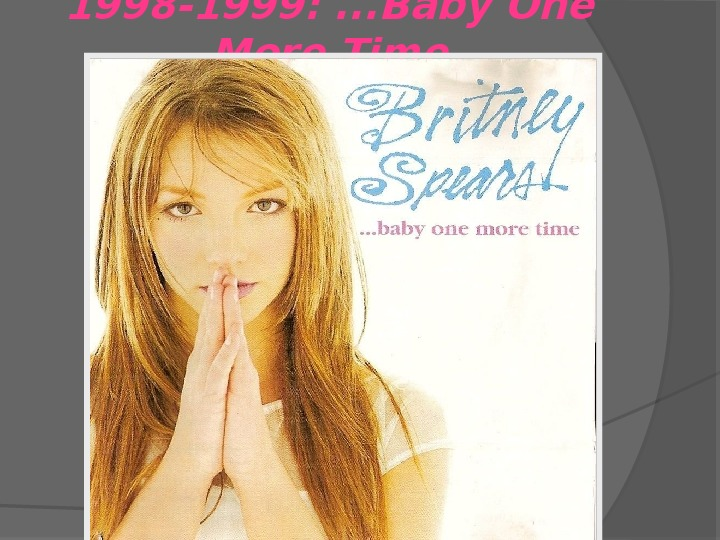 Britney Spears - Życie i kariera - Slajd 16