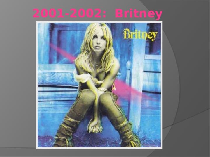Britney Spears - Życie i kariera - Slajd 20