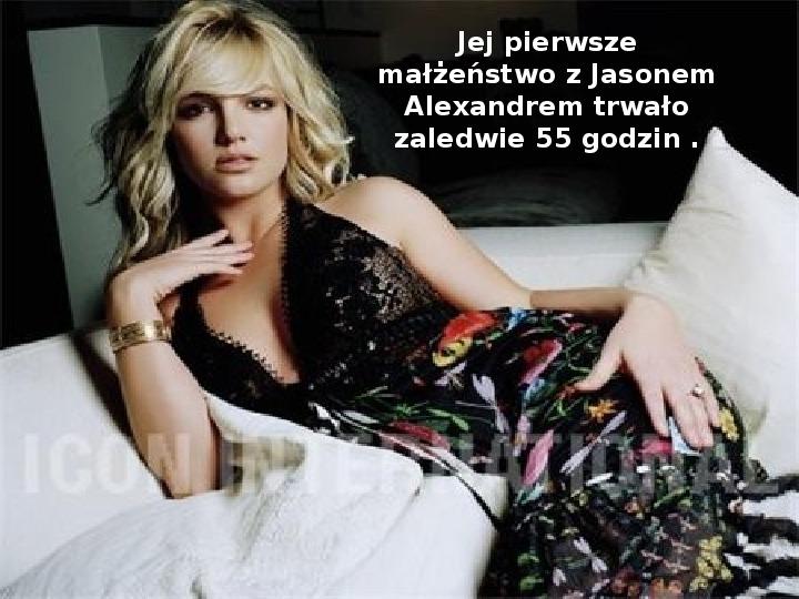 Britney Spears - Życie i kariera - Slajd 36