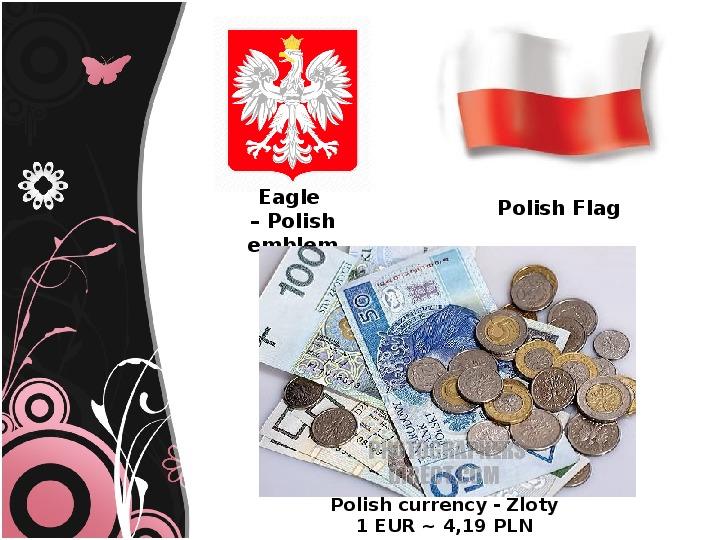 Poland - My country - Slajd 2