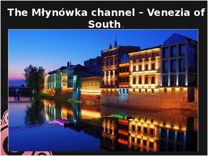 Poland - My country - Slajd 22