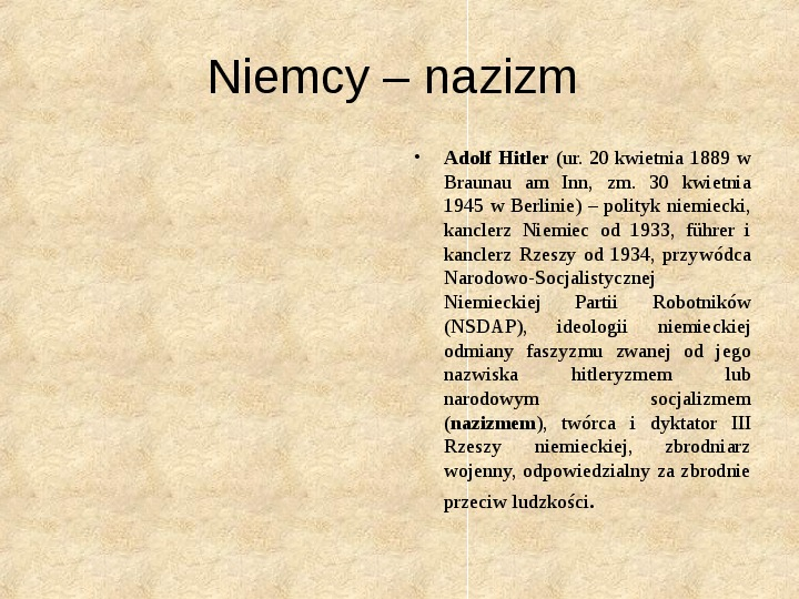 Obywatel a władza w systemach totalitarnych i autorytarnych - Slajd 3