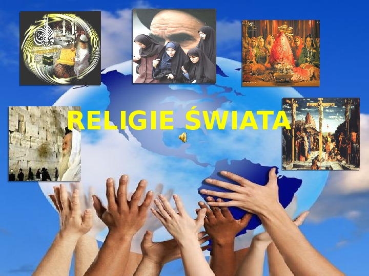 Religie świata - Slajd 1