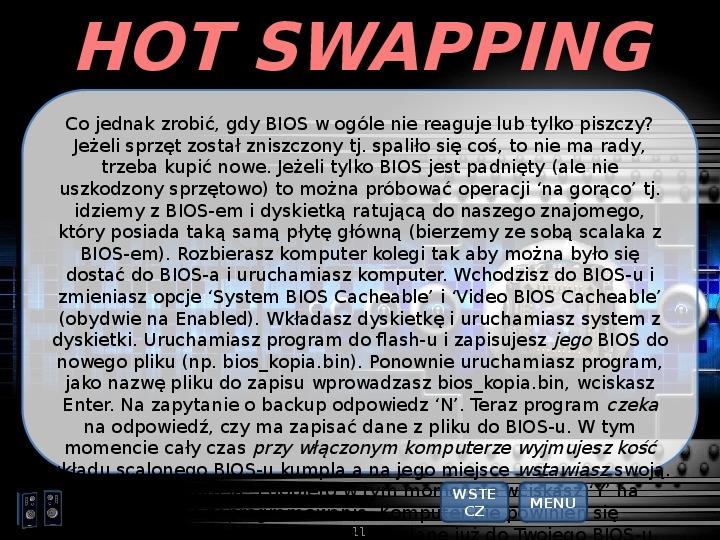 BIOS - Slajd 10