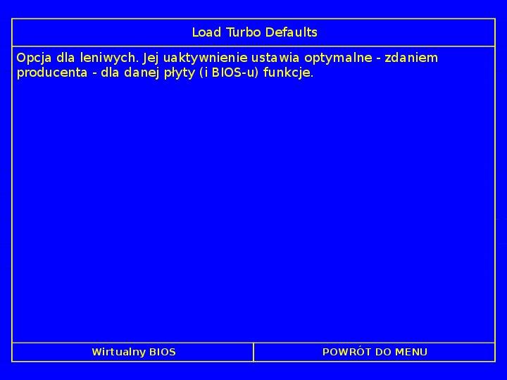 BIOS - Slajd 54