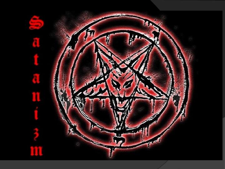 Satanizm - Slajd 1