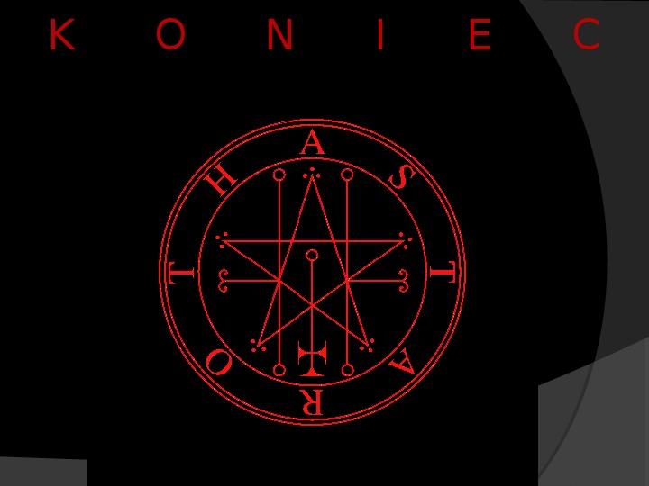 Satanizm - Slajd 13