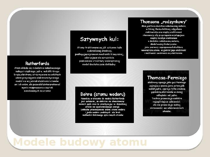 Atomy - Slajd 1