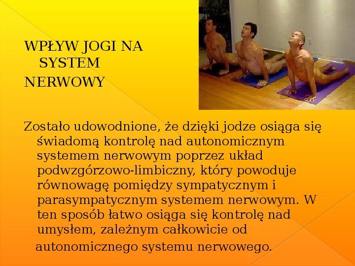Joga - Slajd 5