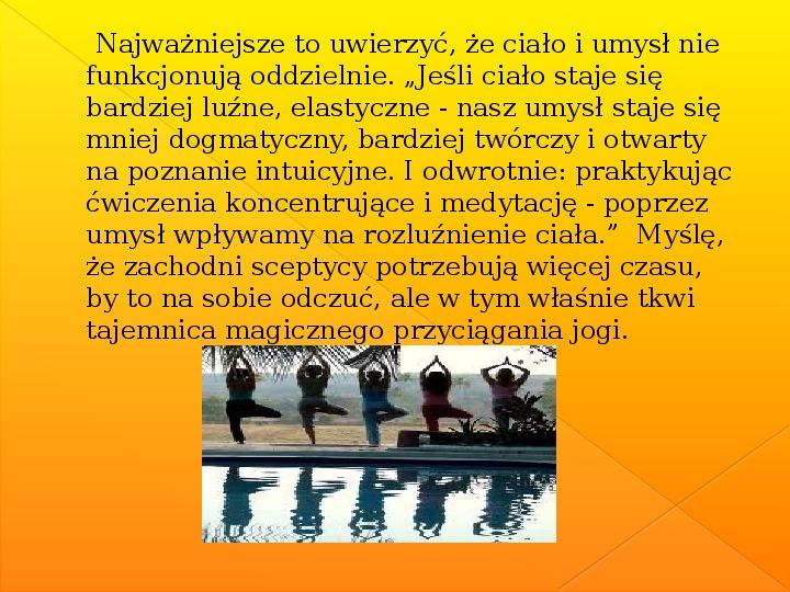 Joga - Slajd 23
