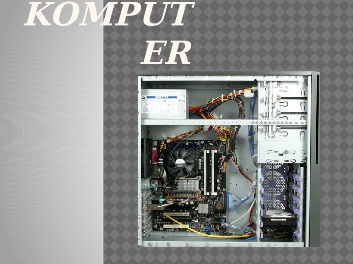 Komputer - Slajd 1