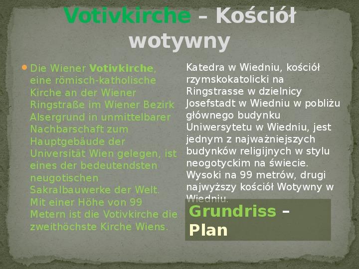 Wiedeń - Slajd 4