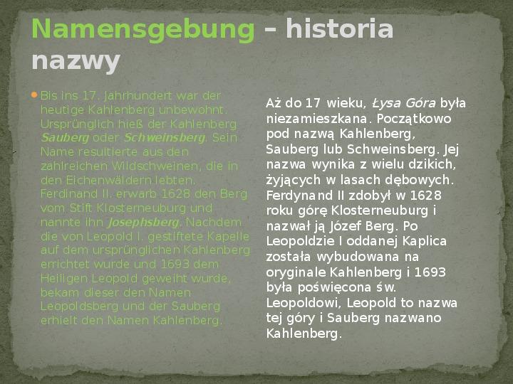 Wiedeń - Slajd 8