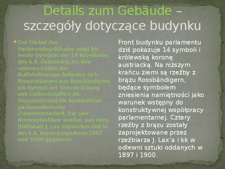 Wiedeń - Slajd 12