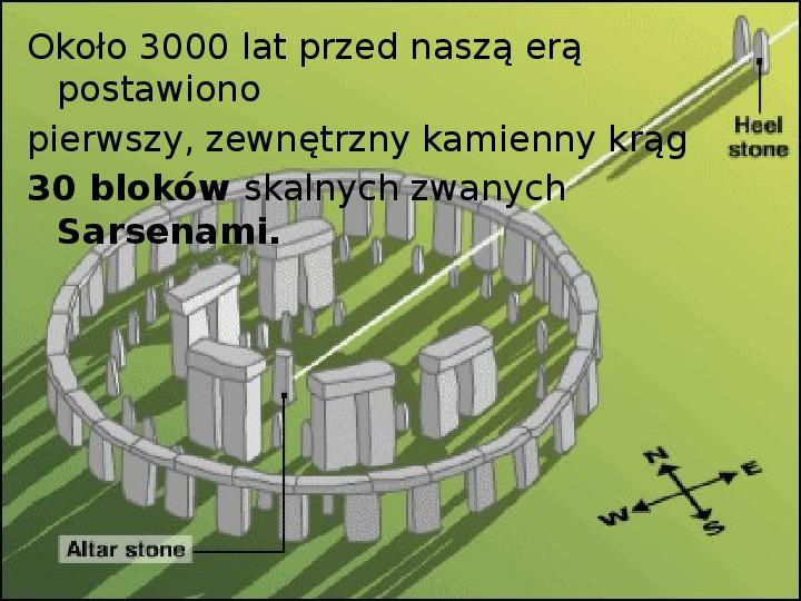 Tajemnica  Stonehenge - Slajd 10