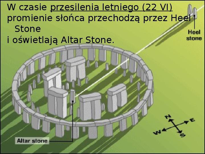 Tajemnica  Stonehenge - Slajd 13