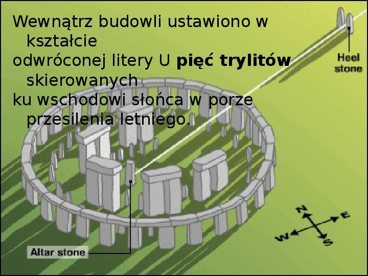 Tajemnica  Stonehenge - Slajd 15